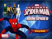 Spiderman Iron Spider