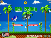 Flappy Sonic And Tails
