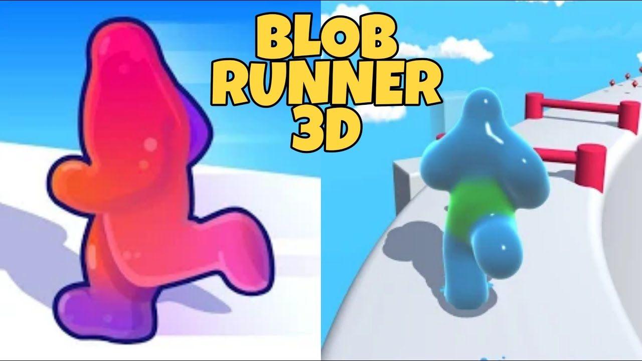 Blob Runner 3D Unblocked