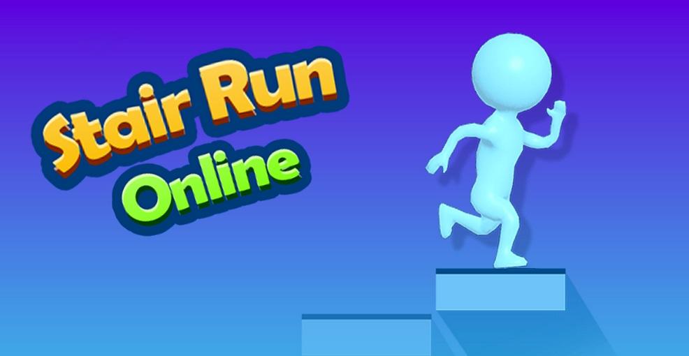 Stair Run Online Unblocked